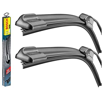 SOUL Hatchback Feb 2009 Onwards Windscreen Wiper Blade Kit 2 x Blades
