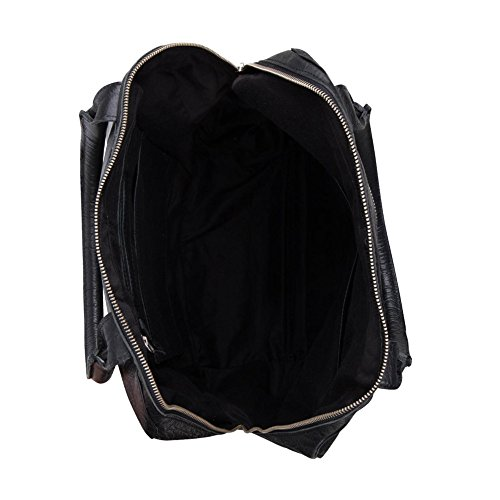 5b3729bfe12df Cowboysbag Lowden Handtasche Leder 38 cm