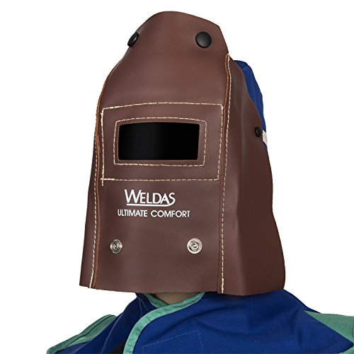 WELDAS Foldable Welding Inspector Mask 44-7111 Suitable for Welding Glasses 110 x 50mm
