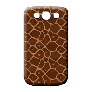 samsung galaxy s3 Sanp On Fashionable For phone Protector Cases phone cases covers hearty giraffe print