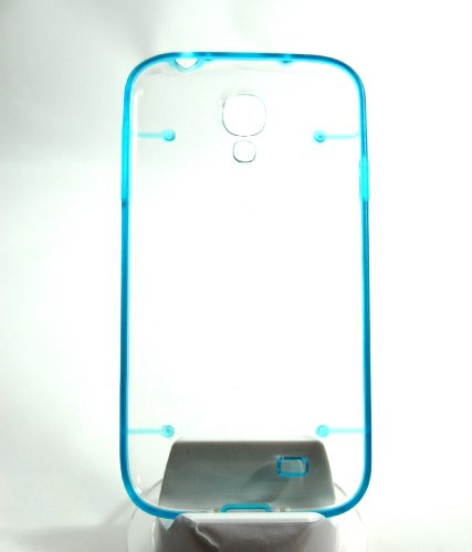 UPC 793936115213, TCD for Samsung Galaxy S4 9500 Thin Slim [BLUE] Transparent Case Crystal Clear Hard Shell Cover includes [FREE SCREEN PROTECTOR AND STYLUS PEN]