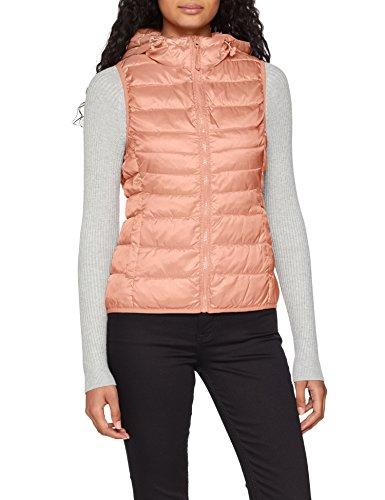 OTW Shimmer Misty Only Veste sans Rose Manches Waistcoat Onltahoe Misty Femme CC Rose Rose BqB5wI7
