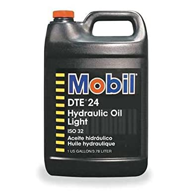 Mobil DTE 24, Hydraulic, ISO 32, 1 gal.