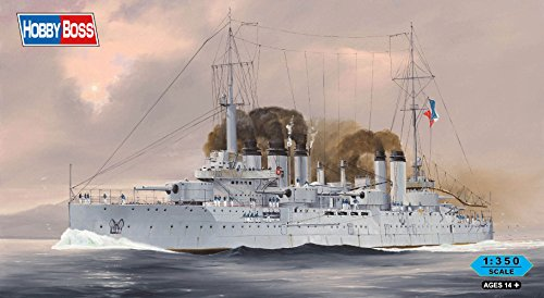 Used, Hobby Boss French Navy Pre-Dreadnought Battleship Danton for sale  Delivered anywhere in USA