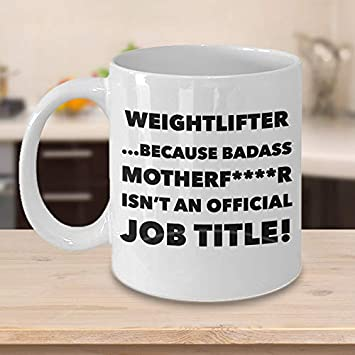 Creative Christmas Gift Ideas For Best Friends.Amazon Com Funny Weightlifter Coffee Mug Best Friend