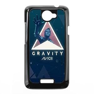 HTC One X Cell Phone Case Black Avicii Gravity JNR2029429