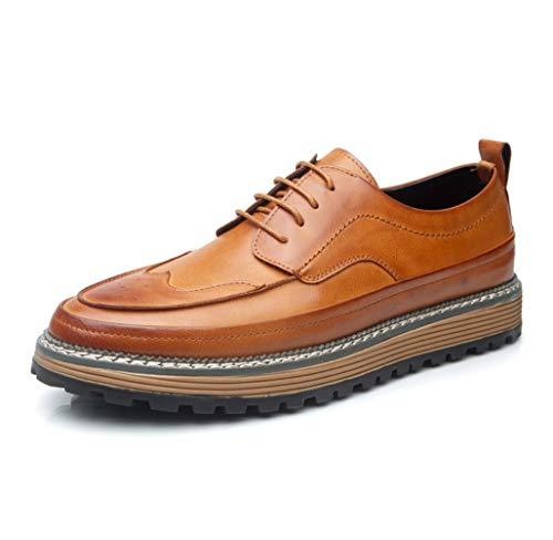 ストローク科学的多数のメンズカジュアルシューズイングランドレトロブロークメンズシューズヒューメンズカジュアルシューズ低靴プラスベルベットシューズを支援する