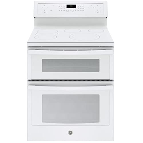 Double Oven Electric Range For Ge Pb960tjww Profile 30 Double Oven Electric Ranges Amazoncom