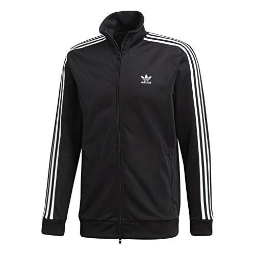 Adidas nera da Giacca Track Beckenbauer uomo Tt 6EnYqFg