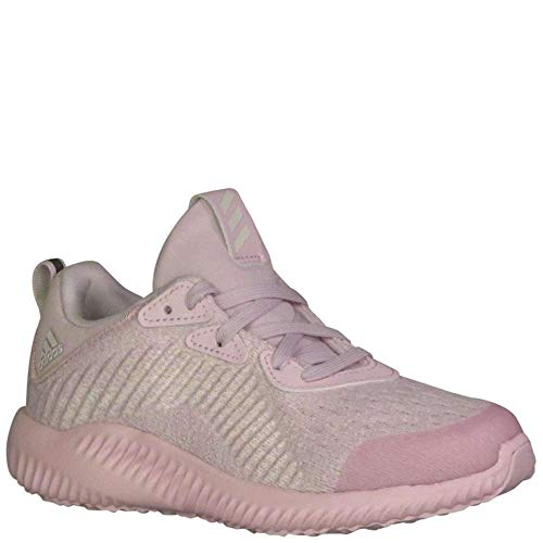 (adidas Kids Girl's Alphabounce EM C (Little Kid) Aero Pink/Chalk White 12.5 M US Little Kid)