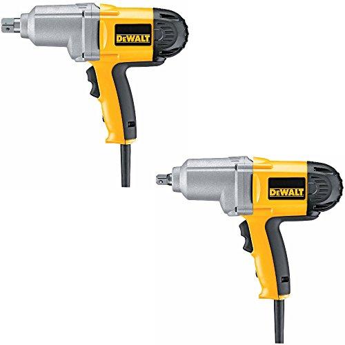 DeWalt DW294 HD 3/4 inch Impact Wrench & DeWalt DW292 HD 1/2 inch Impact Wrench