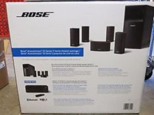 Acoustimass® 10 Series V - Bose In Home Theater