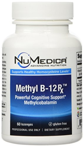 Numedica – Methyl B12 Rx – 60 Lozenges