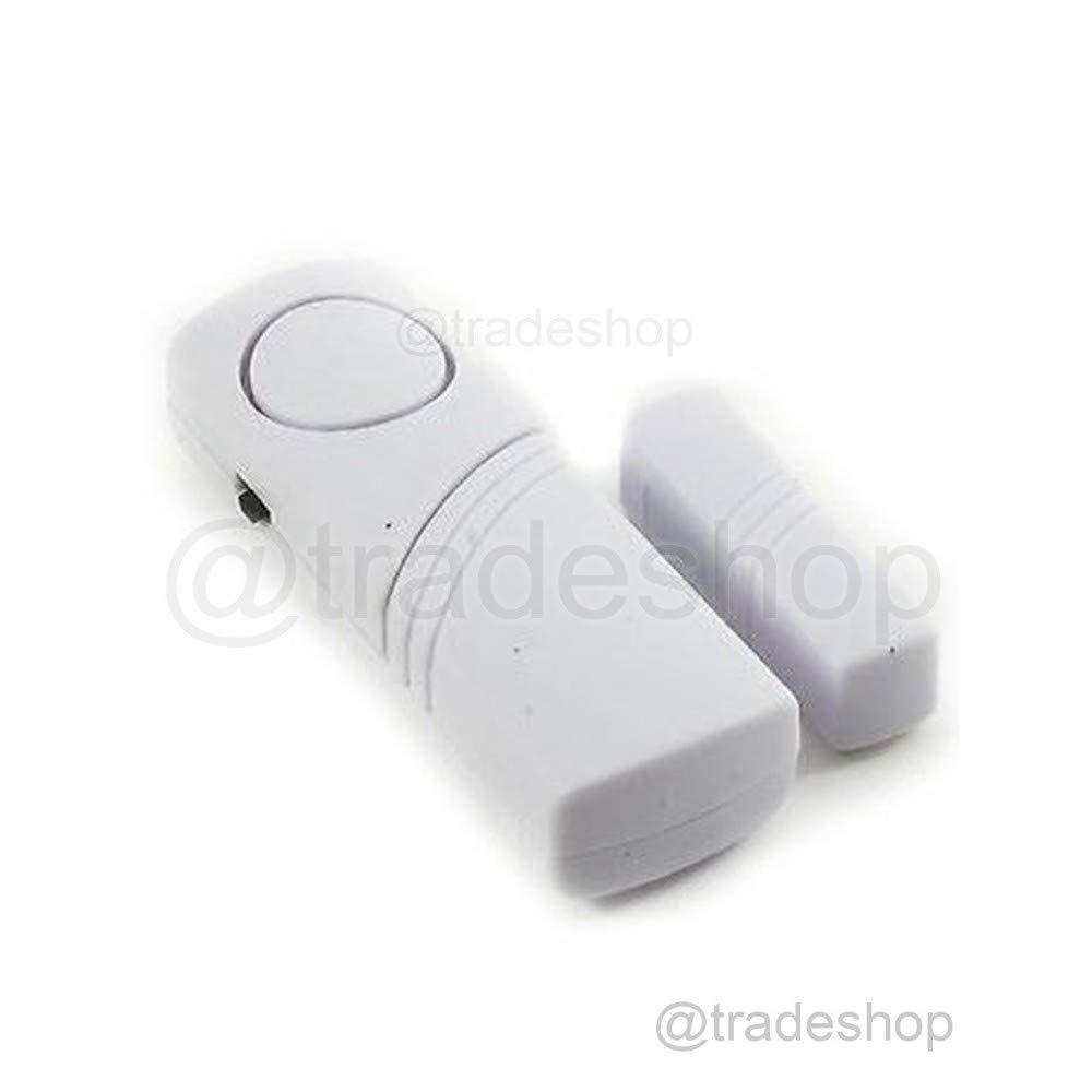 tradeshoptraesio® - 2 Sensor Magnético Inalámbrico para ...