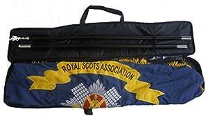 Bandera Bandera de Polo y bolsa de transporte