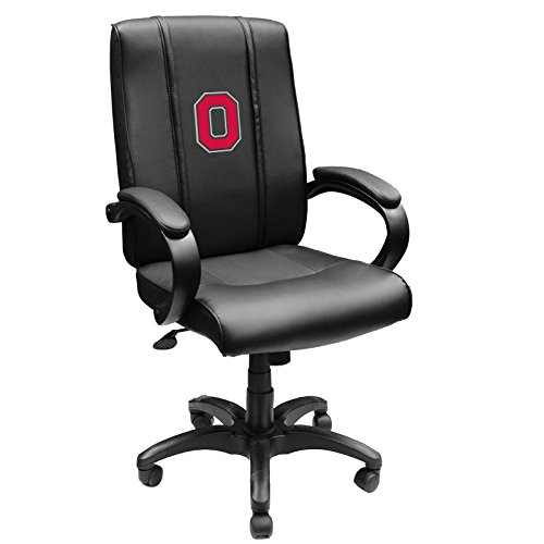- Ohio State University Collegiate Office Chair 1000 with Buckeyes Block O Logo
