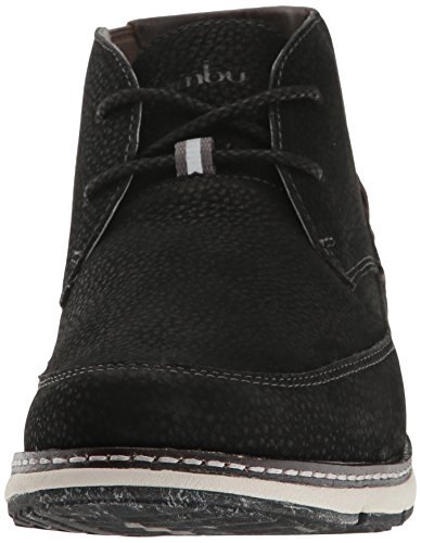Jambu Tavern Black Men's Grey Bootie Ankle rpxrqnRw