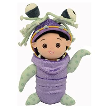 Disney Parks 9 inch Monster Boo from Monsters, Inc Plush Doll NEW