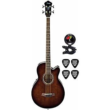 ibanez srsc805dtf bass workshop 5 string bass guitar package in deep twilight flat. Black Bedroom Furniture Sets. Home Design Ideas