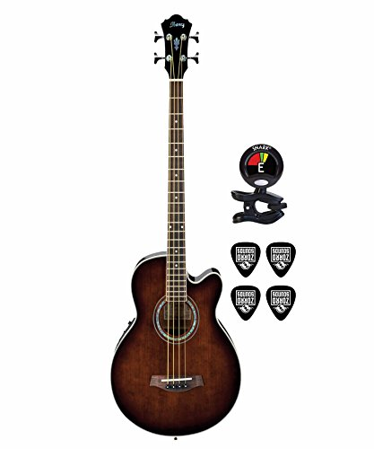 Ibanez Acoustic Electric Bass Guitar Package With Guitars for sale  Delivered anywhere in USA