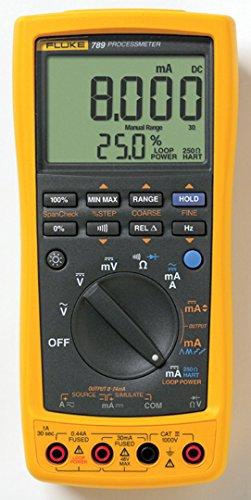 Fluke 789/IR3000 BU 789 Process Meter and IR3000FC Connector Bundle Package by Fluke