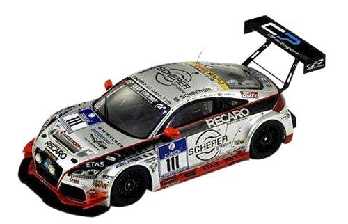 1/43 アウディTT RS 2012年ニュルブルクリンク #111 E.Deegener/J.Wohlfarth/C.Breuer/S.Landmann SG065