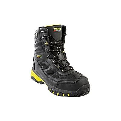 """Blakläder 244839049933Dimensions (L Hiver Chaussure de sécurité, S3""""SRC"""", taille 12, Noir/jaune"""