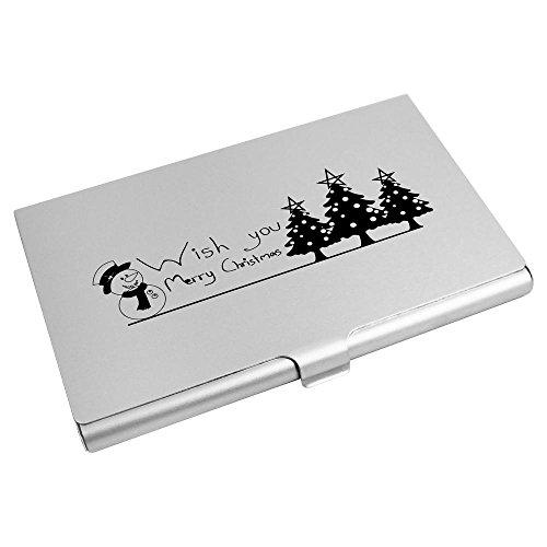 Business Credit Christmas' Card 'Merry Wallet CH00005816 Card Azeeda Holder XxRgwqq