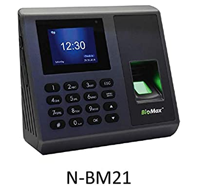 Digital Arrow Fingerprint Time & Attendance System: Amazon