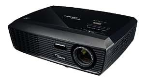 Optoma H180X - Proyector (3000 lúmenes ANSI, DLP, WXGA (1280x800), 6500h, Manual, 21,8 - 23,98 mm) Negro