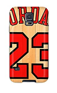 LittleNiccy Design High Quality Michael Jordan Jersey Number Cover Case With Excellent Style For Galaxy S5