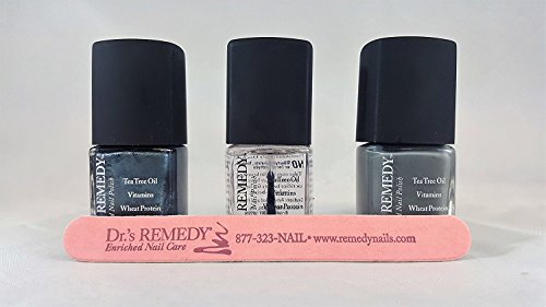 50 shades of grey nail polish - 8
