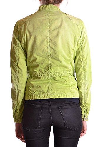 Cazadora Mujer MCBI051023O Algodon Brema Verde wRU7Iqq4