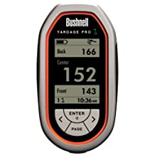Bushnell 368050 Yardage Pro Golf GPS Unit (Orange/Black) (Discontinued by Manufacturer)