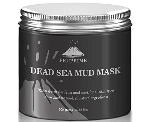 FRUPRIME Dead Sea Mud Mask For Face and Body 30...