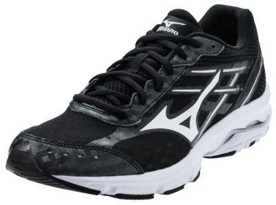 Mizuno Women's Wave Unite 2 Cross-Training Shoe,Black/White,9.5 M US