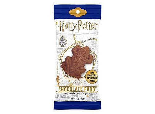 Harry Potter Schokolade Frosch und Sammelkarte, 0,55 Unzen