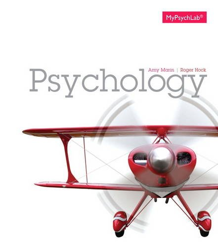 Psychology. Amy Marin, Roger R. Hock