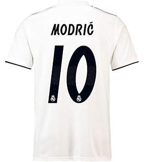 4d1dc0791 Luka Modric  10 Real Madrid 18-19 Home Mens Soccer Jersey T-Shirt