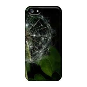 Premium Tpu Seed Head Cover Skin For Iphone 5/5s