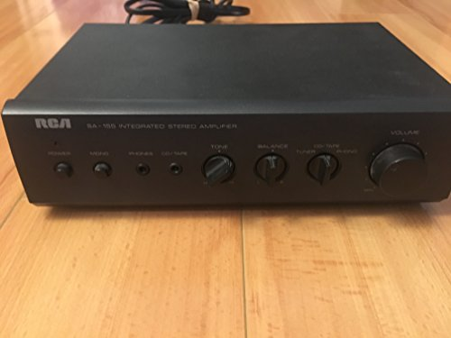 RCA SA-155 Mini Stereo Amplifier
