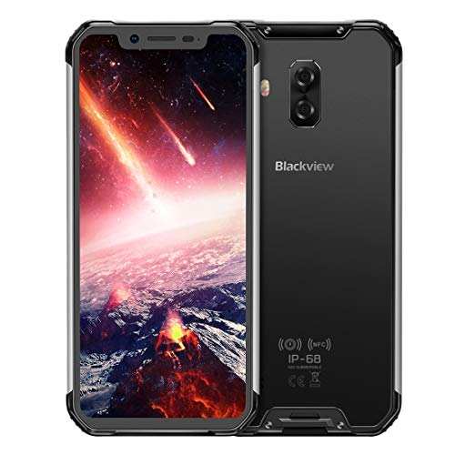 Shenzhen brand smartphone BV9600 Pro, 6GB+128GB, IP68/IP69K Waterproof Dustproof Shockproof, Dual Back Cameras, 5580mAh Battery, Face ID & Side-mounted Fingerprint Identification, 6.21 inch Android 8.