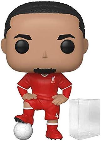 Funko Pop! Fútbol: Liverpool F.C. Figura de Vinilo Virgil Van Dijk ...