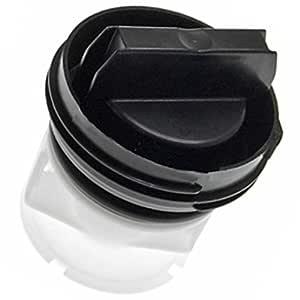 Spares2go - Kit de filtro de bomba para lavadora Hotpoint Ariston ...