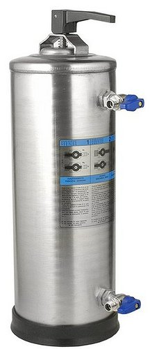 European Gift C500 Water Softener Steel