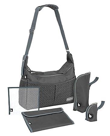 Babymoov Urban Changing Bag Smokey Grey