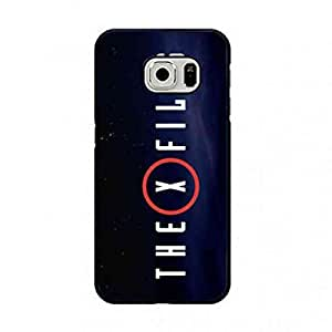 Protective the X-Files Samsung Galaxy S7Edge Funda, Hot the X-Files TV Funda for Samsung Galaxy S7Edge