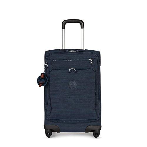 Kipling Women's Youri Spin 55 Small Luggage One Size True Dazz Navy by Kipling