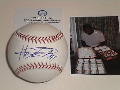 Howie Kendrick Washington Nationals Phillies Dodgers Angels Autographed Signed Baseball