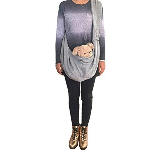Uniquorn 2017 New Simple And Stylish Pet Bag Shoulder Portable Messenger Bag Adjustable Shoulder Strap Dog (Bowser Costume Homemade)